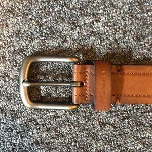 "Columbia 34"" belt"